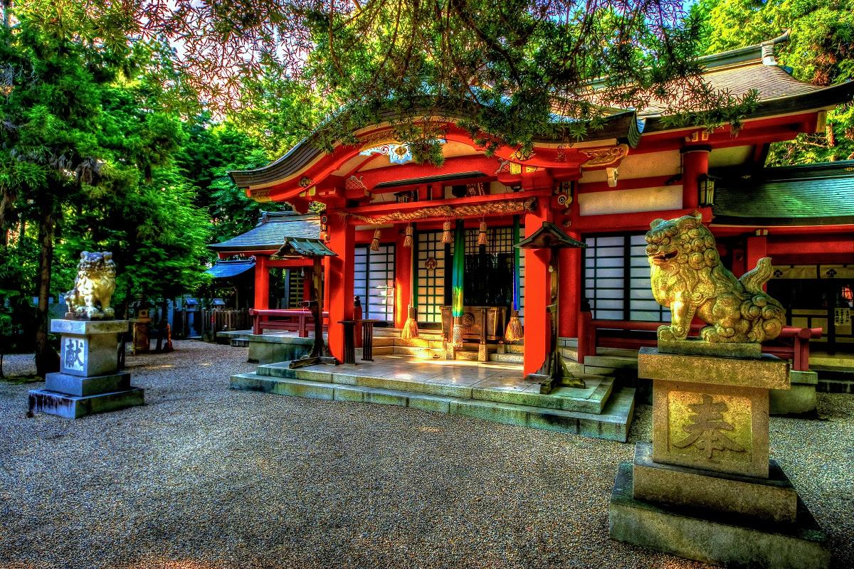 鴨神社 Kamo Shrine